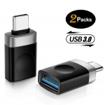 USB C to USB 3.0 OTG Adapter (2 Pack) $7.99 (REG $29.99)