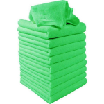 Masite Microfiber Cloth Cleaning Towels (Pack of 5 Pieces) $1.92 (REG $12.45)