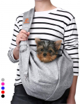 Sling Hands Free Pet Puppy Outdoor Travel Bag Tote Reversible $16.88 (REG $55.00)
