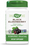 Nature's Way Black Elderberry Capsules, 1,150 mg per serving $8.48 (REG $22.98)
