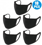 Neovoo 10 Pcs Face Shield Protective Mouth Covers$9.99 (REG $21.99)