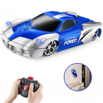 LIMITED TIME DEAL!!! Dual Mode 360°Rotating Stunt Rechargeable Climbing Cars with LED Lights $16.99 (REG $29.99)