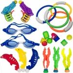 Wemfg Underwater Swimming/Diving Pool Toy$10.99 (REG $29.99)