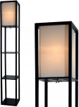 Floor Lamp with Shelves by Light Accents – Shelf Floor Lamp $39.95 (REG $79.95)