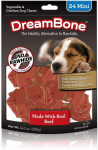 DreamBone Beef Flavored Dog Chew Rawhide-Free Bones $4.30 (REG $12.99)