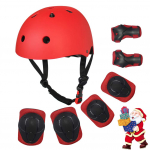 Toddler Bike Helmet Knee Elbow Pads and Wrist Guards $26.99 (REG $59.99)