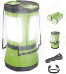 LIGHTNING DEAL!!! LE LED Camping Lantern Rechargeable, 600LM, Detachable Flashlight $24.01 (REG $29.99)