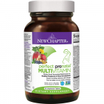 New Chapter Perfect Prenatal Vitamins, 96 ct $24.16 (REG $48.95)