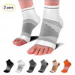 LIMITED TIME DEAL!!! Plantar Fasciitis Socks(1/2/6 Pairs) for Achilles Tendonitis Relief $5.00 (REG $16.99)