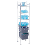 6 Tier Metal Tower Bathroom Shelf $14.98 (REG $52.99)
