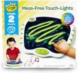 My First Crayola Touch Lights, Musical Doodle Board, Toddler Toy, Gift $12.49 (REG $24.99)