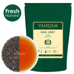 LIGHTNING DEAL!!! VAHDAM, Earl Grey Tea Leaves (200+ Cups) CITRUSY & DELICIOUS $17.99 (REG $24.99)