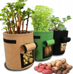 weepo Home Balcony Garden Plant Bag Vegetables Growing Container $3.10 (REG $27.95)