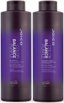 Joico Color Balance Purple Shampoo and Conditioner Set, 33.8-Ounce $29.89 (REG $49.99)