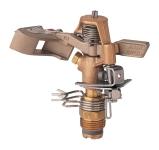 Rain Bird 25PJDAC Brass Impact Sprinkler $13.99 (REG $26.99)