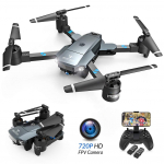 SNAPTAIN A15 Foldable FPV WiFi Drone w/Voice Control $89.99 (REG $209.99)