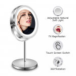 Lighted Makeup Mirror – 7 Inch Lighted Vanity Mirror $19.99 (REG $39.99)