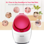 Facial Steamer Nano Ionic Hot Steam For Face Personal Sauna Spa $45.99 (REG $99.99)