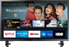 Insignia NS-32DF310NA19 32-inch 720p HD Smart LED TV- Fire TV Edition $99.99 (REG $170.00)