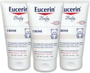 Eucerin Baby Creme – Hypoallergenic & Fragrance Free, $12.32 (REG $25.77)