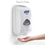 PURELL TFX Touch-Free Hand Sanitizer Dispenser $15.33 (REG $39.42)