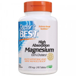 Doctor's Best High Absorption Magnesium Glycinate Lysinate $14.05 (REG $29.99)