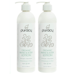 LIMITED TIME DEAL!!! Puracy Organic Hand & Body Lotion$13.49 (REG $35.97)