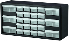 Akro-Mils 10126 26 Drawer Plastic Parts Storage Hardware and Craft Cabinet $18.00 (REG $30.98)