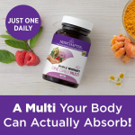 New Chapter Women's Multivitamin, Every Woman's One Daily 40+$28.27(REG $69.95)