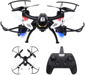 Quadcopter Drone with 2.0 MP HD Camera$29.995 (REG $59.99)
