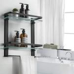 BESy Heavy Duty Lavatory Glass Bathroom Shelf$29.99 (REG $62.99)