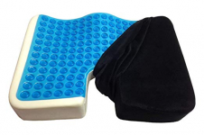 Cool Gel Memory Foam Large Orthopedic Tailbone Pillow $25.95 (REG $99.99)