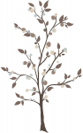 RoomMates Mod Tree Peel And Stick Giant Wall Decals – RMK2365GM $11.05 (REG $25.99)