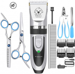 LIGHTNING DEAL!!! Low Noise Cordless Rechargeable Professional Dog Grooming kit$22.94 (REG $42.99)