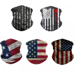 Bandana Buff Scraf Face Mask Neck Gaiter, Scarf Mask Tube Headwear $15.99 (REG $59.99)