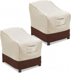 Vailge Patio Chair Covers, Lounge Deep Seat Cover $43.99 (REG $100.00)