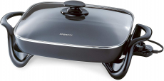 Presto 06852 16-Inch Electric Skillet with Glass Cover $38.96 (REG $77.12)