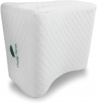 Cushy Form Knee Pillow for Side Sleepers – Sciatic Nerve Pain Relief Leg Pillow $24.50 (REG $34.95)
