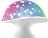 In My Room Moonlight Mushroom Tabletop Décor Night Light Projector$9.99 (REG $24.99)