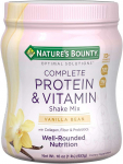 Protein Powder with Vitamin C by Nature's Bounty Optimal Solutions$8.49 (REG $19.79)