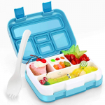 Kids Lunch Box, Hometall Lunch Box for Kids w/ Spoon, BPA-Free $19.99 (REG $29.99)