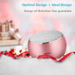 NUBWO Portable Bluetooth Speakers with HD Audio $18.99 (REG $39.99)