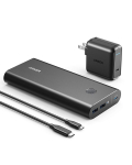 Anker PowerCore+ 26800 PD w/ 30W Power Delivery Charger $79.99 (REG $129.99)