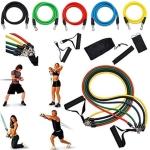 Natural Latex Strength Training Strap Pull Belt Exercise Equipment$23.55 (REG $79.99)
