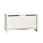 Sauder Shoal Creek Storage Chest, Soft White finish $48.66 (REG $126.66)