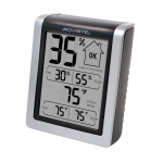 Indoor Thermometer & Hygrometer with Humidity Gauge $8.99 (REG $29.99)