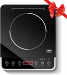 1800W Countertop Burner Induction Hot Plate with LCD Sensor Touch $37.99 (REG $69.99)
