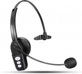 LIGHTNING DEAL!!! Wireless Headset High Voice Clarity with Noise Canceling Mic $28.04 (REG $59.99)