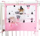 FannyShop Baby Bed Organizer, Toddler Bed Toy Organizer Hanging Bag, $11.99 (REG $26.99)