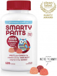 Daily Gummy Multivitamin Kids Cherry Berry: Biotin, Vitamin C, D3, E, B12, A etc. $15.84 (REG $23.95)